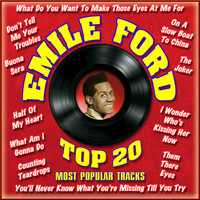 Emile Ford & The Checkmates - Top 20 Most Popular Tracks