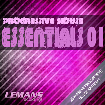 Various Artists - Progressive House Essentials 01