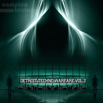 Various Artists - Detroit Techno Warfare, Vol. 2