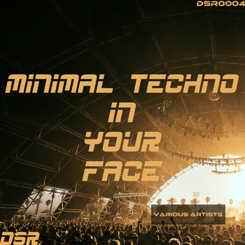 Various Artists - Minimal Techno in Your Face