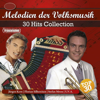 Various Artists - 30 Hits Collection - Melodien der Volksmusik