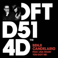 Benji Candelario - You Got Me (feat. Lisa Shaw)
