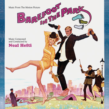 Neal Hefti - Barefoot In The Park / The Odd Couple (Music From The Motion Pictures)