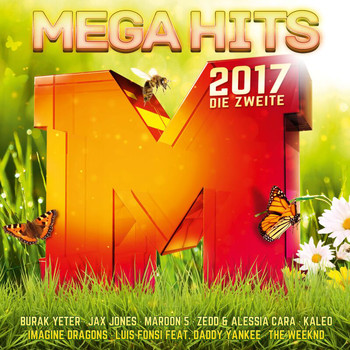 Various Artists - MegaHits 2017 - Die Zweite (Explicit)