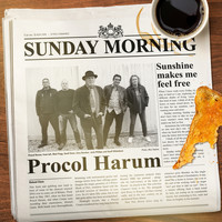 Procol Harum - Sunday Morning (Edit)