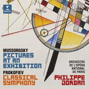 "Philippe Jordan - Mussorgsky: Pictures at an Exhibition - Prokofiev: Symphony No. 1, ""Classical"""