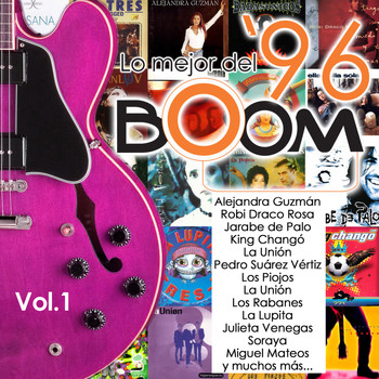 Various Artists - Boom: Lo Mejor del '96, Vol. 1
