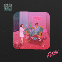 Rejjie Snow - Flexin' (feat. Ebenezer) (Explicit)