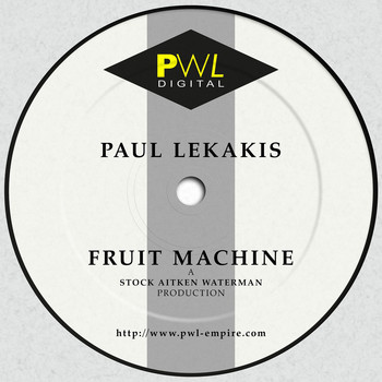 Paul Lekakis - Fruit Machine