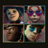 Gorillaz - Let Me Out (feat. Mavis Staples & Pusha T)