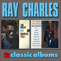 Ray Charles - The Great Ray Charles / The Genius After Hours