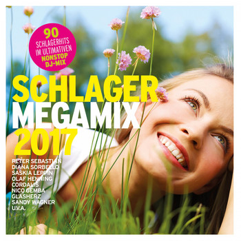 Various Artists - Schlager Megamix 2017
