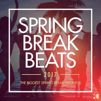 Various Artists - Spring Break Beats 2017 (The Biggest Spring Break Madness)