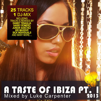 Various Artists - A Taste of Ibiza 2013 Pt. 1 - Summer House Anthems