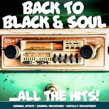 Various Artists - Back to Black & Soul (All the Hits)