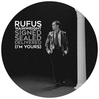 Rufus Wainwright - Signed, Sealed, Delivered (I'm Yours)
