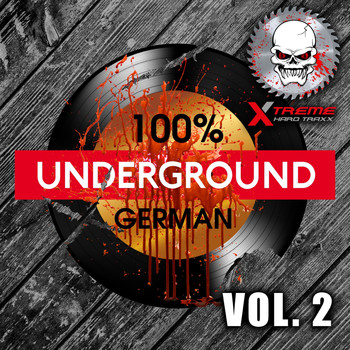 Various Artists - 100% German Underground, Vol. 2