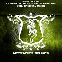Sonic Scope - Journey to India / Ran to Thailand