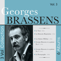Georges Brassens - Georges Brassens - 3 Volumes Collection, Vol. 3