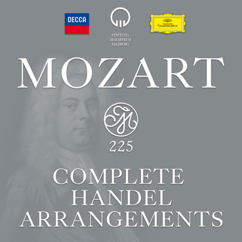 Various Artists - Mozart 225 - Complete Handel Arrangements