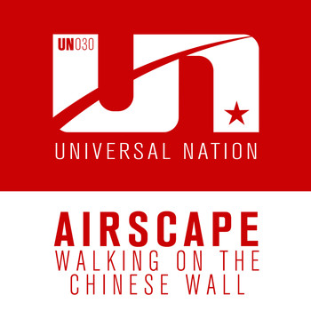 Airscape - Walking On the Chinese Wall