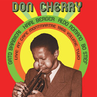Don Cherry - Live at Cafe Montmartre 1966 Volume Two