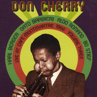 Don Cherry - Live at Café Montmartre 1966 Volume Three