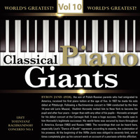 Byron Janis - Classical - Piano Giants, Vol.10
