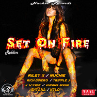 Various Artists - Set on Fire Riddim