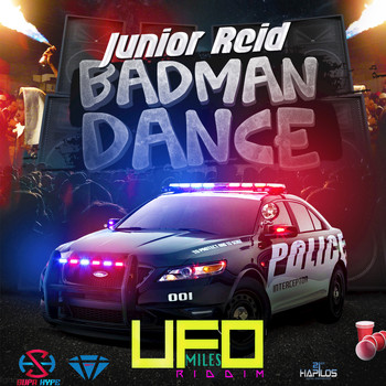 Junior Reid - Badman Dance - Single
