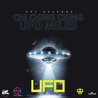 Chi Ching Ching - UFO Miles - Single