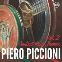 Piero Piccioni - Greatest Movie Themes, Vol. 2