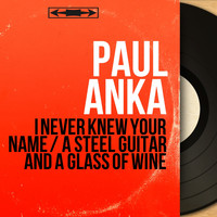 Paul Anka - I Never Knew Your Name / A Steel Guitar and a Glass of Wine (Mono Version)
