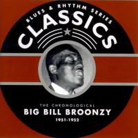 Big Bill Broonzy - Blues & Rhythm Series Classics