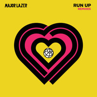 Major Lazer - Run Up (feat. PARTYNEXTDOOR & Nicki Minaj) (Remixes [Explicit])
