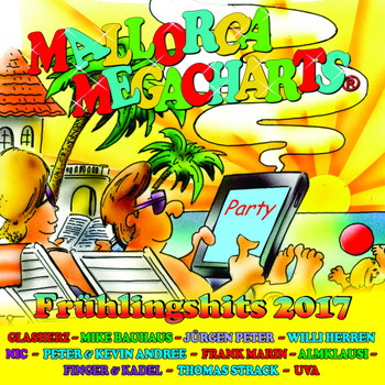 Various Artists - Mallorca Megacharts Frühlingshits 2017