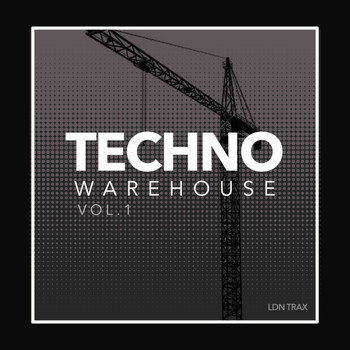 Various Artists - Warehouse Techno