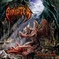SINISTER - Legacy of Ashes