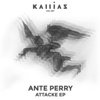Ante Perry - Attacke EP