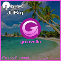 Soulful Cafe Jabig - Groovy Summer (Extended Versions)