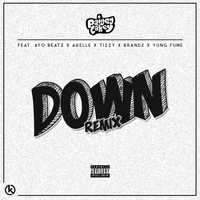 Paigey cakey - Down Remix