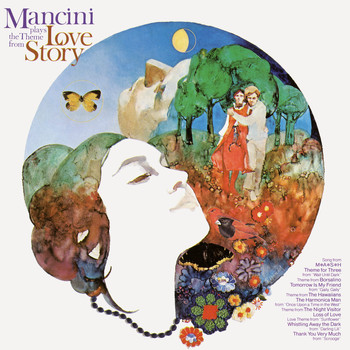 "Henry Mancini & His Orchestra And Chorus - Mancini Plays the Theme from ""Love Story"""