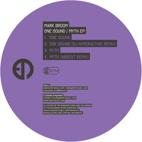Mark Broom - One Sound / Myth