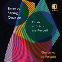 Emerson String Quartet - Chaconnes and Fantasias: Music of Britten and Purcell