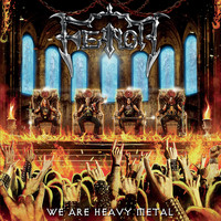 Fëanor - We Are Heavy Metal