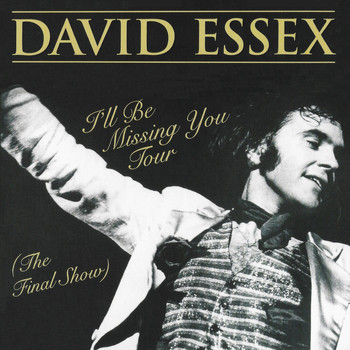 David Essex - I'll Be Missing You Tour