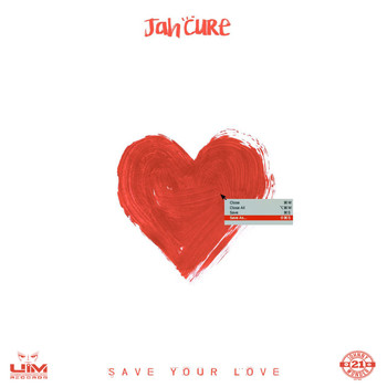 Jah Cure - Save Your Love (Produced by Anju Blaxx)