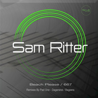 Sam Ritter - Beach Please / 667