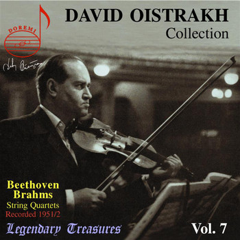 David Oistrakh - Oistrakh Collection, Vol. 7: String Quartets