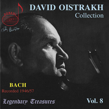 David Oistrakh - Oistrakh Collection, Vol. 8: Bach